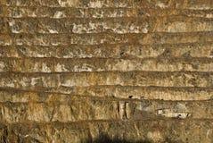 пирит открытого карьер шахты Стоковые Изображения RF