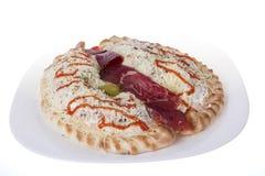 Пирога с филеем Стоковая Фотография