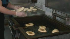 Пироги зажарены видеоматериал
