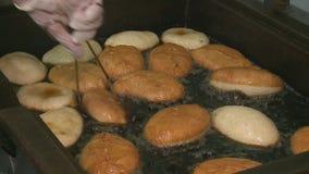 Пироги зажарены сток-видео