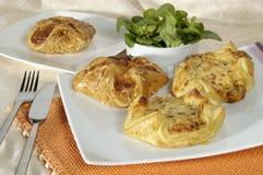 пироги мяса vegetable Стоковые Фотографии RF