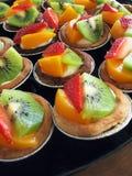 пироги плодоовощ стоковая фотография