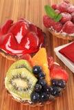 пироги плодоовощ стоковое фото rf