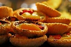 пироги плодоовощ Стоковое Изображение