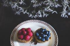 Пироги плодоовощ Стоковые Изображения RF