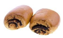 Пироги с маком из печенья слойки Стоковое Изображение RF