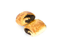 Пироги с маком Стоковое Изображение RF