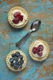 Пироги ягоды Стоковые Изображения RF