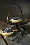 Пироги ягоды Стоковая Фотография