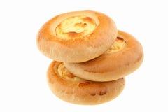 пироги curd Стоковая Фотография RF