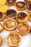 пироги ii вкусные Стоковое Фото