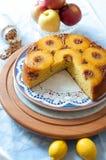Пирог ананаса Стоковое фото RF