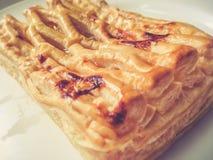 Пирог ананаса Стоковая Фотография RF
