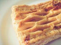 Пирог ананаса Стоковые Фото