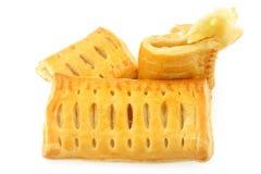 Пирог ананаса Стоковое Изображение RF