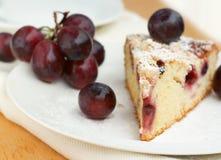 Пирог виноградины Стоковое Фото