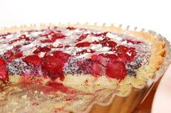 пирог вишни стоковое фото rf
