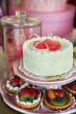 пирог влюбленности стоковые фотографии rf