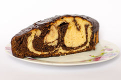 Пирог в контексте Стоковые Изображения