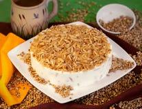 Пирог десерта торта Стоковое Изображение RF