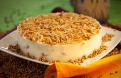 Пирог десерта торта Стоковые Изображения