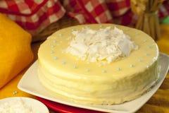 Пирог десерта торта Стоковые Фотографии RF