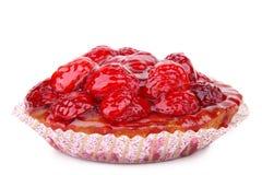 пирог изолированный плодоовощ Стоковое Изображение RF