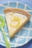 Пирог лимона Стоковая Фотография RF