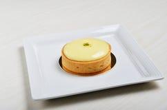 Пирог лимона Стоковая Фотография