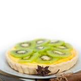 Пирог и специи пирога кивиа Стоковые Фото