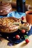 Пирог капусты Стоковое Изображение