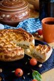 Пирог капусты Стоковые Фото