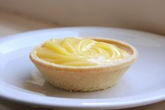пирог лимона Стоковые Изображения RF