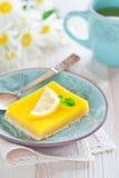 пирог лимона grenadilla Стоковое фото RF