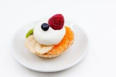 Пирог от плодоовощ Стоковые Изображения