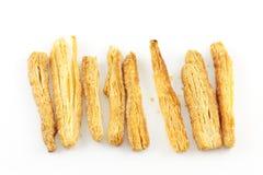 Пирог печенья на белой предпосылке Стоковое Фото