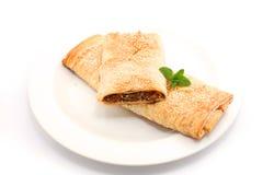 Пирог печенья слойки Стоковое фото RF