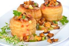 Пирог печенья слойки Стоковое Изображение