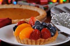 Пирог плодоовощ Стоковая Фотография