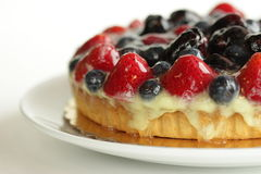 Пирог плодоовощ Стоковая Фотография RF