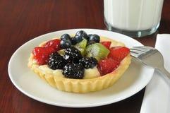 Пирог плодоовощ Стоковое Изображение RF