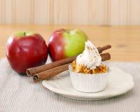 пирог расположения яблока Стоковые Изображения RF