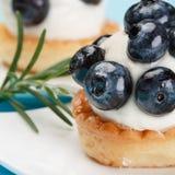 пирог свежих фруктов Стоковая Фотография RF