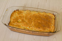 Пирог с капустой Стоковые Фото