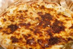 Пирог с спаржей Стоковые Фотографии RF