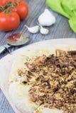 Пирог хриплостей Vegan Стоковое Фото