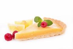 Пирог цитруса лимона Стоковые Фото