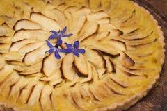 пирог яблока Стоковое Изображение RF