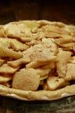 Пирог яблочного пирога Смита бабушки Стоковые Изображения