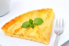 Пирог Яблока Стоковая Фотография RF